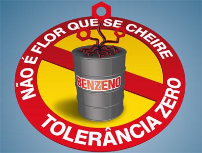 cartaz curso benzeno A3